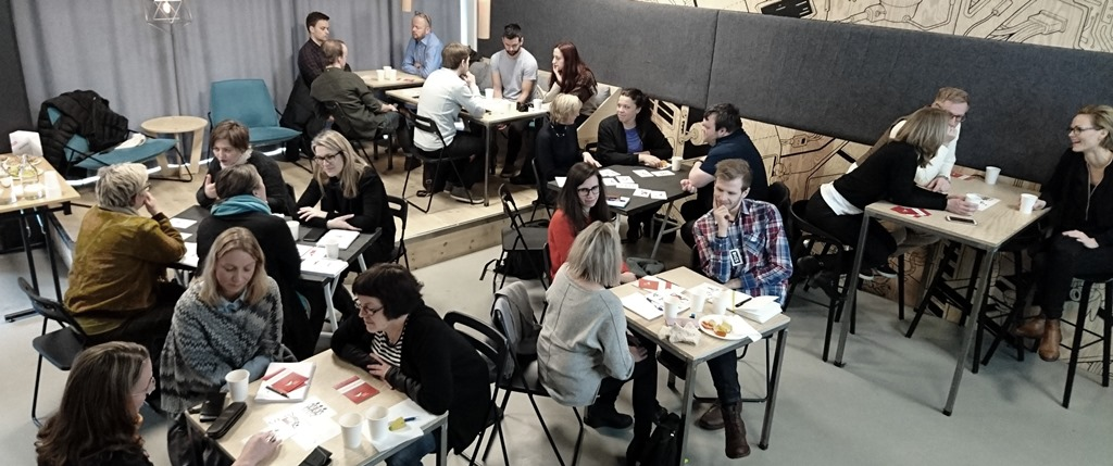 Seminar: Job-crafting
