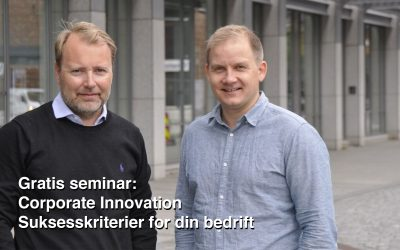 Seminar: Corporate Innovation