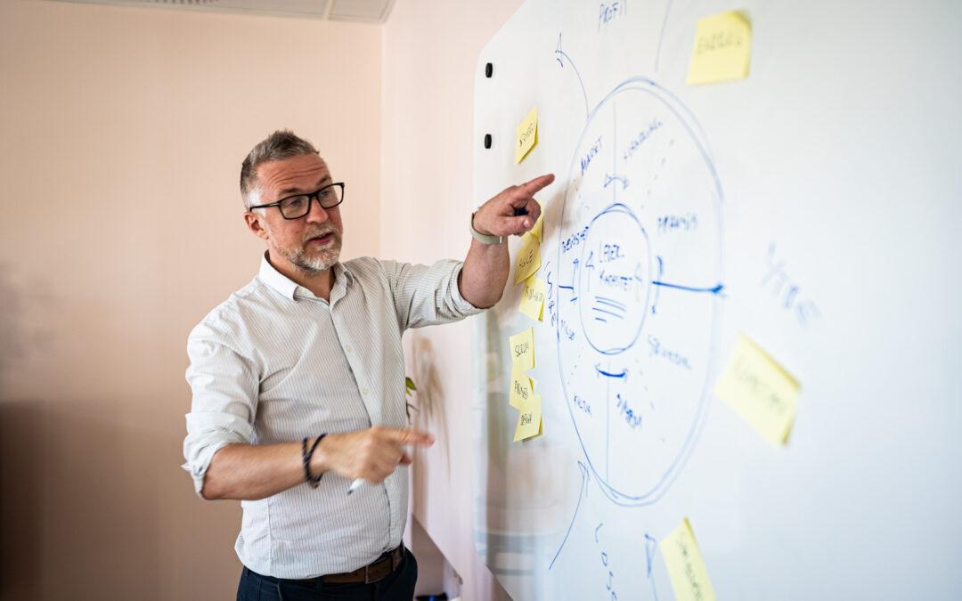 Seniorrådgiver – digital transformasjon / smidige organisasjoner